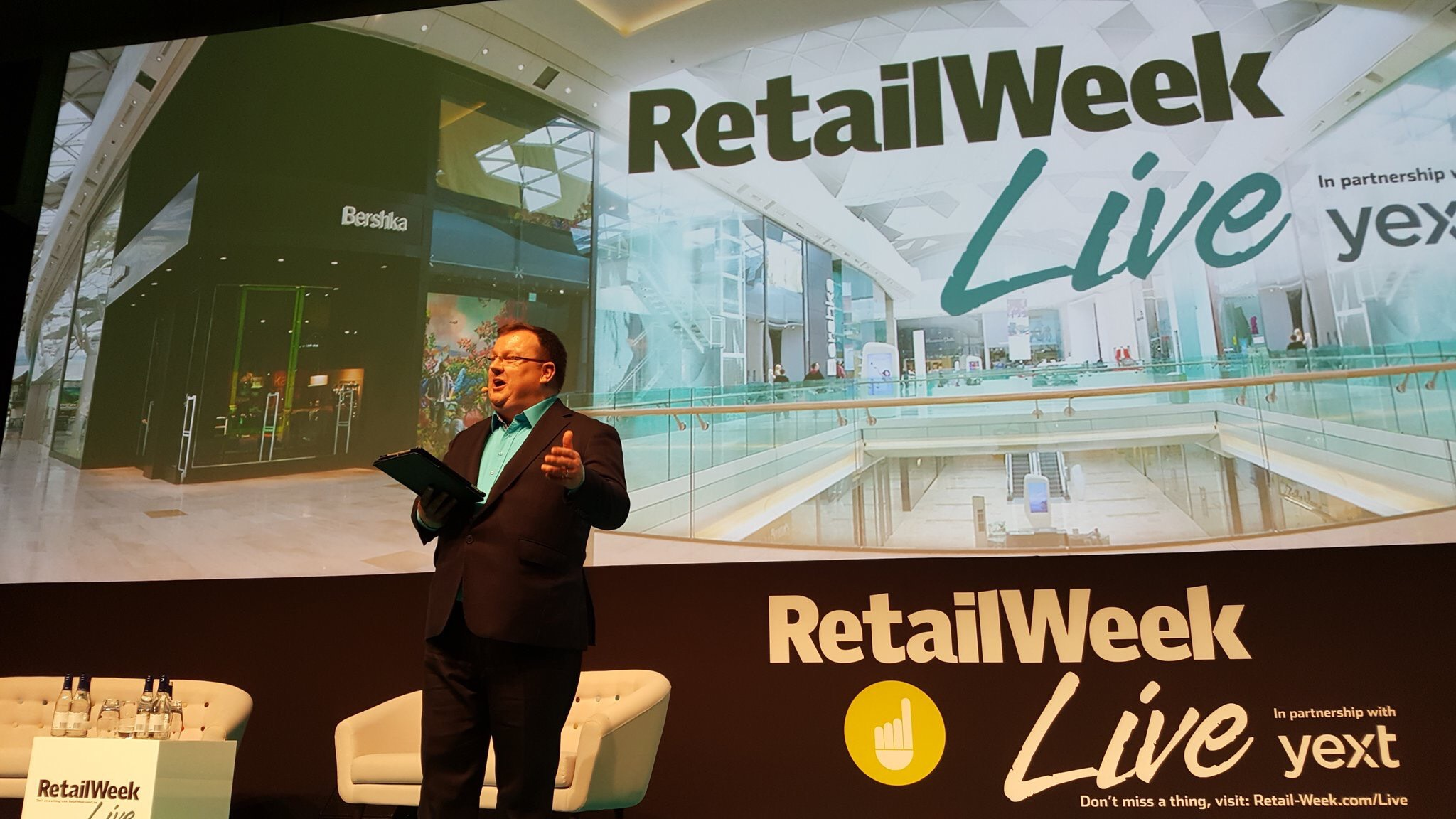 RWL is arguably the most important conference for the UK retail industry.