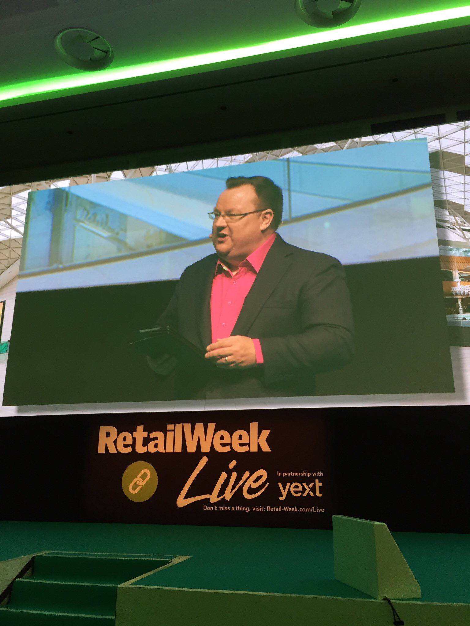Declan Curry chairs Retail Week Live 2017 to interview the most interesting characters, moderate panel discussions and introduce and question the biggest names, including leaders from Sainsbury's, Boots and Tesco.
