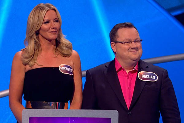 Declan Curry on Pointless Celebrities